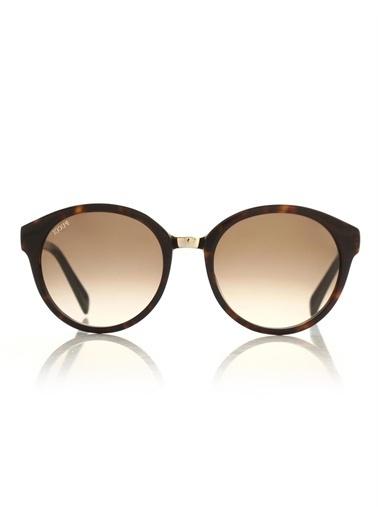 Emilio Pucci  Ep 0002 52F 54 Kadın Güneş Gözlüğü Kahve